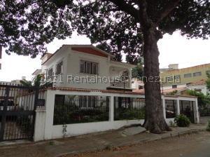 Casa En Ventaen Caracas, El Paraiso, Venezuela, VE RAH: 21-23497