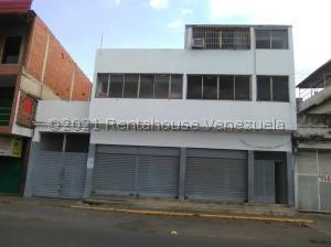 Galpon - Deposito En Ventaen Maracay, La Barraca, Venezuela, VE RAH: 21-23606