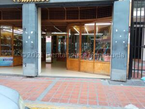 Local Comercial En Ventaen Caracas, Parroquia La Candelaria, Venezuela, VE RAH: 21-23662