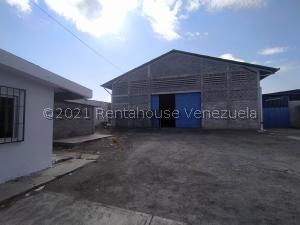 Galpon - Deposito En Alquileren Barquisimeto, Parroquia Union, Venezuela, VE RAH: 21-23870