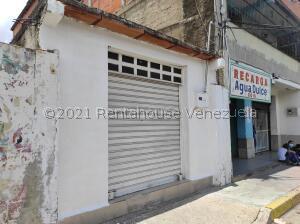 Local Comercial En Alquileren Maracay, Piñonal, Venezuela, VE RAH: 21-22425
