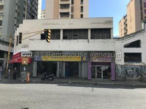 Local Comercial En Ventaen Caracas, La Candelaria, Venezuela, VE RAH: 21-23886