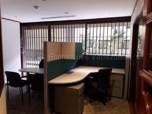 Oficina En Alquileren Caracas, Chuao, Venezuela, VE RAH: 21-23926