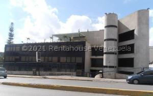 Oficina En Alquileren Caracas, Los Ruices, Venezuela, VE RAH: 21-24175