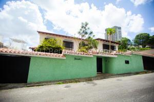 Casa En Ventaen Caracas, Colinas De Santa Monica, Venezuela, VE RAH: 21-24372