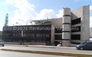 Oficina En Alquileren Caracas, Los Ruices, Venezuela, VE RAH: 21-24323