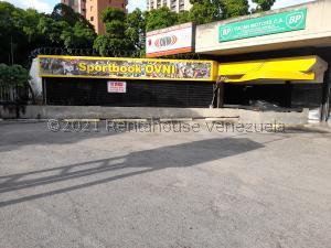 Local Comercial En Ventaen Caracas, Chacao, Venezuela, VE RAH: 21-24258