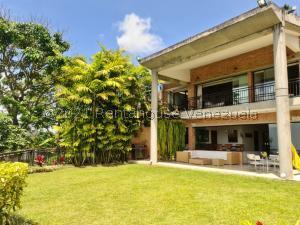 Casa En Ventaen Caracas, Alto Hatillo, Venezuela, VE RAH: 21-24286