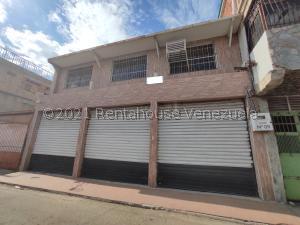 Galpon - Deposito En Ventaen Municipio Linares Alcantara, La Morita Ii, Venezuela, VE RAH: 21-24569