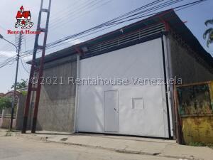 Galpon - Deposito En Ventaen Palo Negro, Cincuentenaria En La Pica, Venezuela, VE RAH: 21-24619