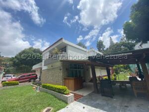 Casa En Ventaen Caracas, Prados Del Este, Venezuela, VE RAH: 21-24624