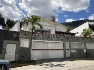 Casa En Ventaen Caracas, Las Palmas, Venezuela, VE RAH: 21-24737