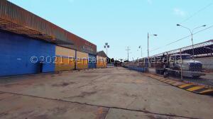 Galpon - Deposito En Ventaen Municipio Linares Alcantara, La Morita Ii, Venezuela, VE RAH: 21-24748