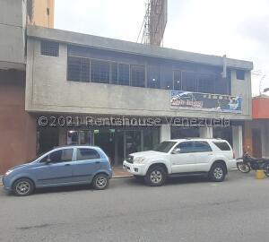 Oficina En Alquileren Barquisimeto, Centro, Venezuela, VE RAH: 21-24885