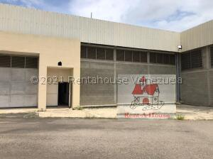 Galpon - Deposito En Alquileren Barquisimeto, Parroquia Juan De Villegas, Venezuela, VE RAH: 21-24901