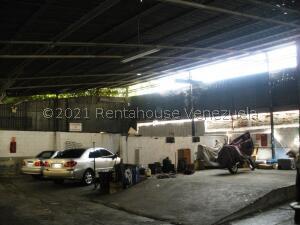 Galpon - Deposito En Ventaen Caracas, Los Rosales, Venezuela, VE RAH: 21-25042