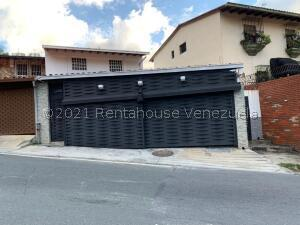 Casa En Ventaen Caracas, Santa Ines, Venezuela, VE RAH: 21-25049