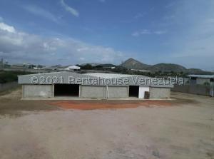 Galpon - Deposito En Alquileren Barquisimeto, Parroquia Union, Venezuela, VE RAH: 21-24800