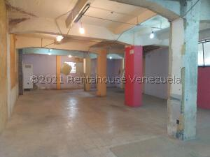 Local Comercial En Ventaen Caracas, La Candelaria, Venezuela, VE RAH: 21-25201