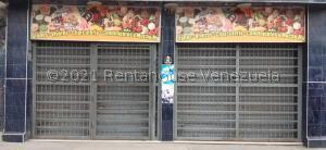 Local Comercial En Ventaen Maracay, El Centro, Venezuela, VE RAH: 21-24759