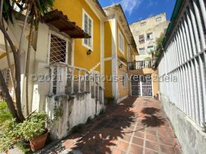 Casa En Alquileren Caracas, San Bernardino, Venezuela, VE RAH: 21-25298