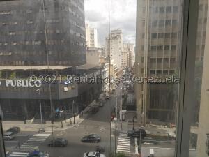 Oficina En Ventaen Caracas, Centro, Venezuela, VE RAH: 21-25364