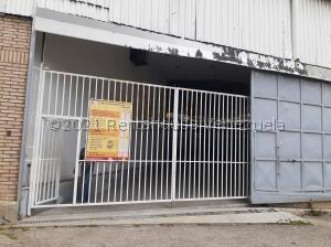 Galpon - Deposito En Alquileren Caracas, Baruta, Venezuela, VE RAH: 21-25612