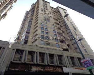 Apartamento En Ventaen Caracas, Parroquia La Candelaria, Venezuela, VE RAH: 21-25562