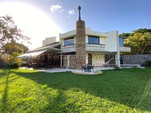 Casa En Ventaen Caracas, La Lagunita Country Club, Venezuela, VE RAH: 21-25622