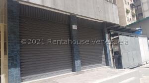 Local Comercial En Ventaen Caracas, Parroquia La Candelaria, Venezuela, VE RAH: 21-25720