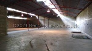 Galpon - Deposito En Ventaen Guarenas, Mampote, Venezuela, VE RAH: 21-23990