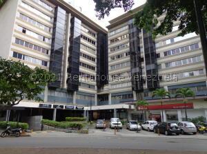 Oficina En Alquileren Caracas, La Castellana, Venezuela, VE RAH: 21-25943