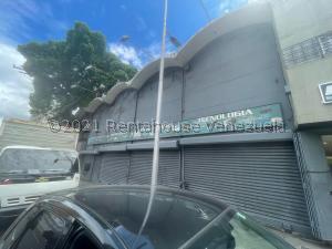 Local Comercial En Ventaen Caracas, El Recreo, Venezuela, VE RAH: 21-25974