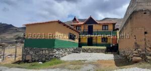 Casa En Ventaen Merida, Apartaderos, Venezuela, VE RAH: 21-26025
