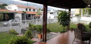 Casa En Ventaen Caracas, Colinas De Los Ruices, Venezuela, VE RAH: 21-26338