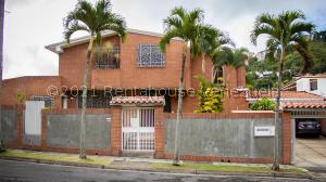 Casa En Ventaen Caracas, La Boyera, Venezuela, VE RAH: 21-27608