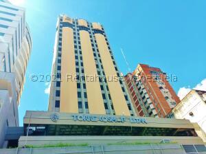 Oficina En Ventaen Maracay, Zona Centro, Venezuela, VE RAH: 21-25890