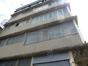 Galpon - Deposito En Alquileren Caracas, Boleita Norte, Venezuela, VE RAH: 21-26316