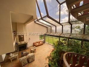Casa En Ventaen Caracas, La Lagunita Country Club, Venezuela, VE RAH: 21-26467