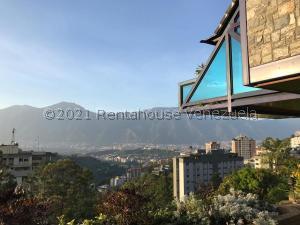 Casa En Ventaen Caracas, Los Naranjos Del Cafetal, Venezuela, VE RAH: 21-26485