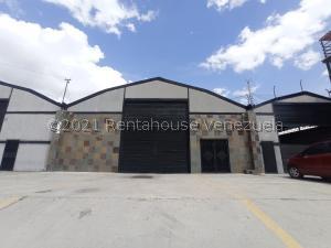 Galpon - Deposito En Alquileren Barquisimeto, Parroquia Juan De Villegas, Venezuela, VE RAH: 21-26738