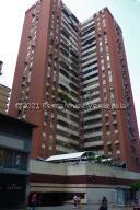 Apartamento En Ventaen Caracas, Parroquia La Candelaria, Venezuela, VE RAH: 21-26797