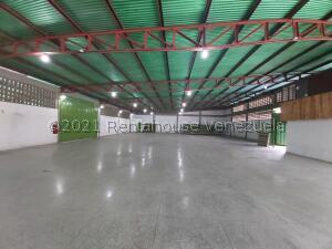 Galpon - Deposito En Ventaen Barquisimeto, Centro, Venezuela, VE RAH: 21-27069