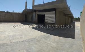 Local Comercial En Ventaen Coro, Sector Bobare, Venezuela, VE RAH: 21-26876