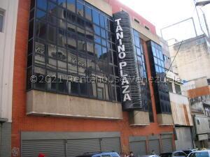 Edificio En Ventaen Caracas, La Hoyada, Venezuela, VE RAH: 21-27640