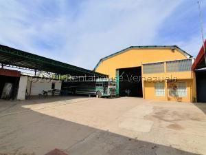 Galpon - Deposito En Alquileren Barquisimeto, Parroquia Juan De Villegas, Venezuela, VE RAH: 21-27200