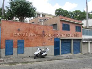 Casa En Ventaen Caracas, Colinas De Los Chaguaramos, Venezuela, VE RAH: 21-27347