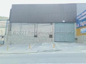 Galpon - Deposito En Alquileren Caracas, La Yaguara, Venezuela, VE RAH: 21-22447