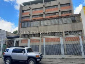 Edificio En Ventaen Caracas, Boleita Sur, Venezuela, VE RAH: 21-426