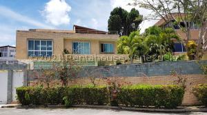 Casa En Ventaen Caracas, Alto Hatillo, Venezuela, VE RAH: 21-27628